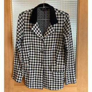 アニエスベー(agnes b.)のアニエスベー ジャケット 綿100 フランス製(テーラードジャケット)