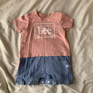 リー(Lee)のLee カバーオール 半袖(カバーオール)