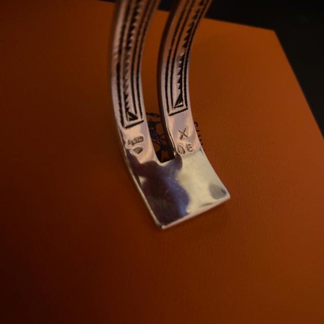 Hermes(エルメス)の【iroha4363様専用】エルメス トゥアレグ バングル メンズのアクセサリー(バングル/リストバンド)の商品写真