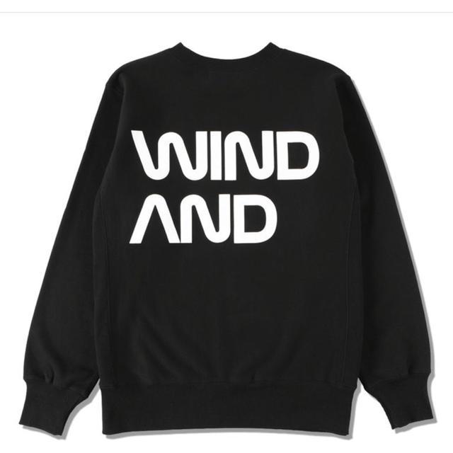 SEA(シー)のウィンダンシー WIND AND SEA スウェット メンズのトップス(スウェット)の商品写真