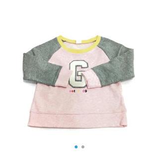 ベビーギャップ(babyGAP)の【定価半額以下】babygap☆新品☆95☆Gマークトレーナー(ニット)