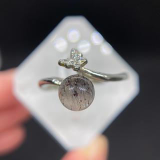 スーパーセブン リング 天然石(リング(指輪))