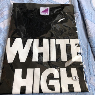 乃木坂46 - 乃木坂46 WHITE HIGH Tシャツ L