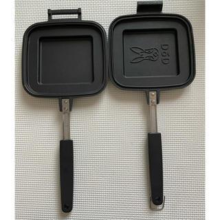 ドッペルギャンガー(DOPPELGANGER)のDOD うさサンドメーカー 中古品(調理器具)