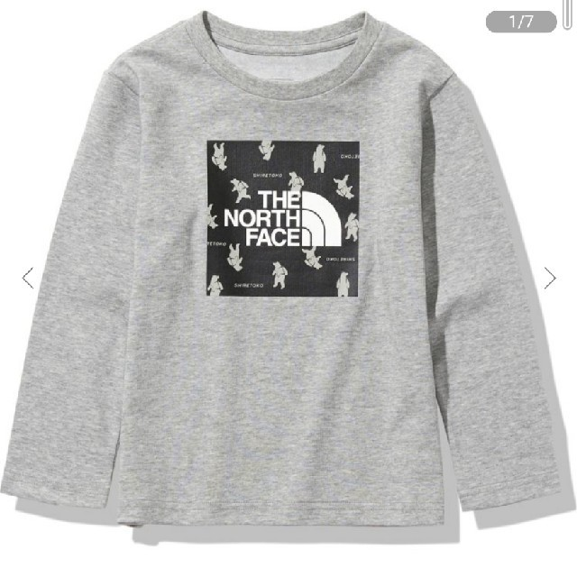 THE NORTH FACE(ザノースフェイス)のノースフェイス★シレトコ 150 キッズ/ベビー/マタニティのキッズ服男の子用(90cm~)(Tシャツ/カットソー)の商品写真