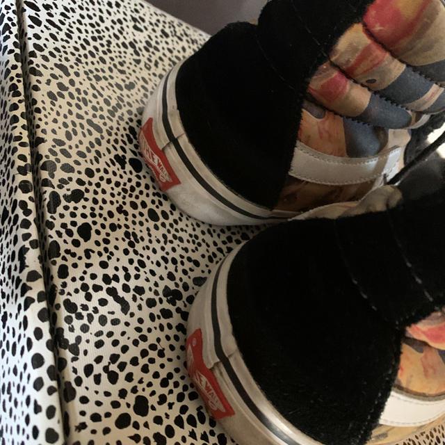 VANS(ヴァンズ)のvans×supremeコラボスニーカー メンズの靴/シューズ(スニーカー)の商品写真