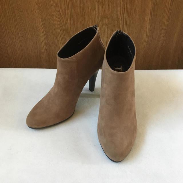 POOL SIDE(プールサイド)のプールサイド ショートブーツ レディースの靴/シューズ(ブーツ)の商品写真