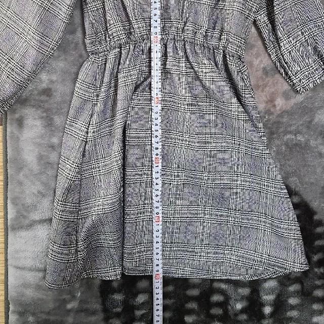 しまむら(シマムラ)のしまむら☆120ワンピース キッズ/ベビー/マタニティのキッズ服女の子用(90cm~)(ワンピース)の商品写真