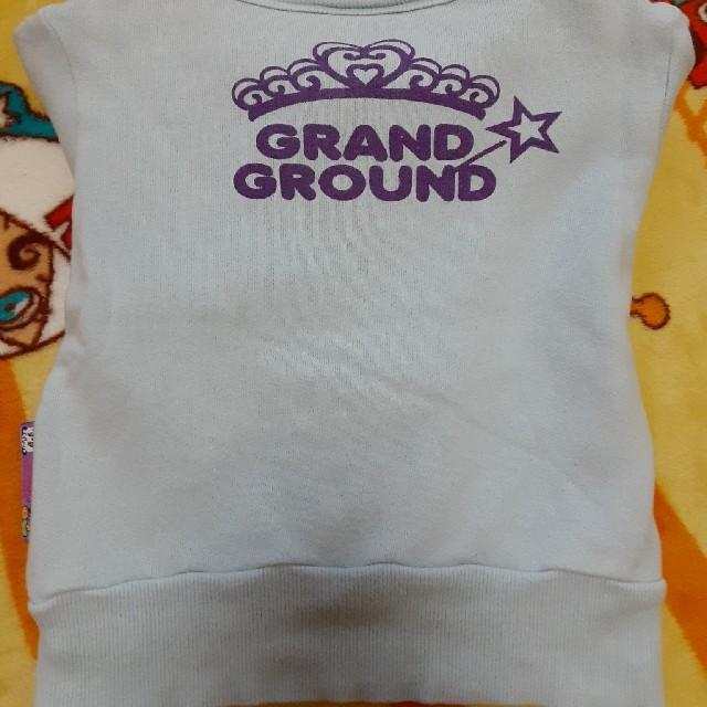 GrandGround(グラグラ)のグラグラ 80 キッズ/ベビー/マタニティのベビー服(~85cm)(トレーナー)の商品写真