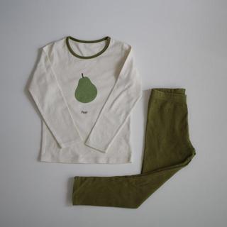 フルーツルームウェア パジャマ 韓国子供服 120