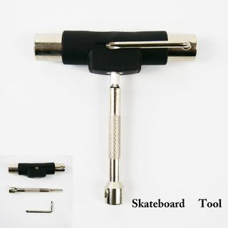 スケートボード コンパクト Tツール スケボー skateboard 調整工具(スケートボード)