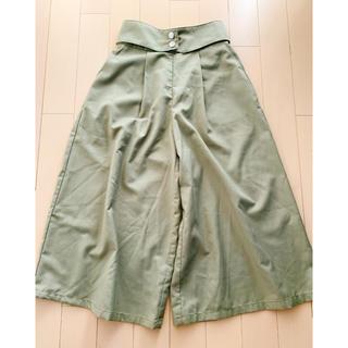イッカ(ikka)のikka ガウチョパンツ size 140(パンツ/スパッツ)