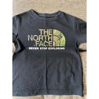 ザノースフェイス(THE NORTH FACE)のノースフェイス キッズロゴTシャツ 110cm(Tシャツ/カットソー)