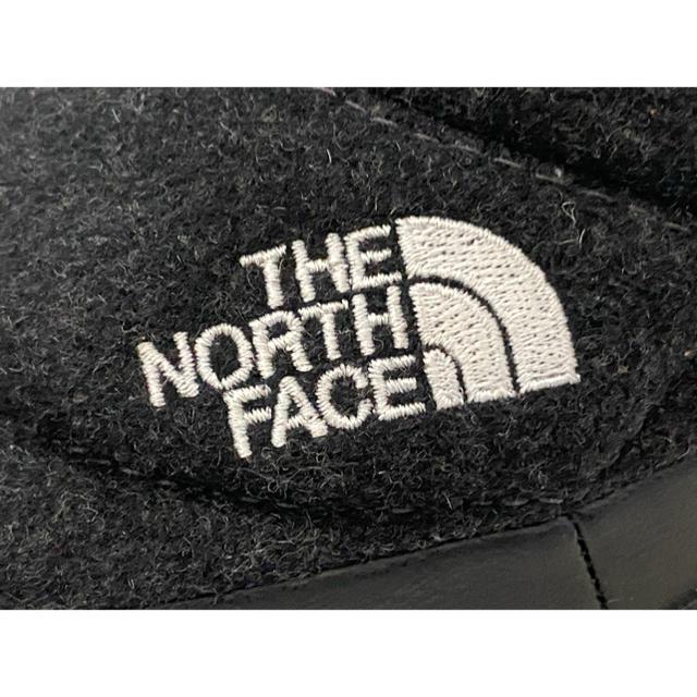 THE NORTH FACE(ザノースフェイス)のヌプシ/ブーティ/ブーツ/ノースフェイス/23cm/ウール/ユニセックス/グレー レディースの靴/シューズ(ブーツ)の商品写真