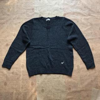 サマンサモスモス(SM2)のサマンサモスモス 薄手セーター(ニット/セーター)