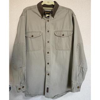 ウールリッチ(WOOLRICH)のウールリッチ WOOLRICH 長袖 ボタンダウンシャツ(シャツ)