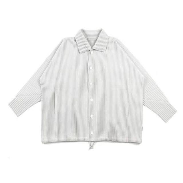 HOMME PLISSÉ ISSEY MIYAKE シャツ   メンズのトップス(シャツ)の商品写真