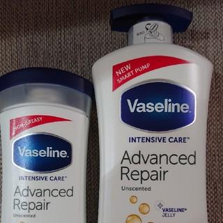 ヴァセリン(Vaseline)のヴァセリン アドバンスドリペア ボディローション 無香料 (ボディローション/ミルク)