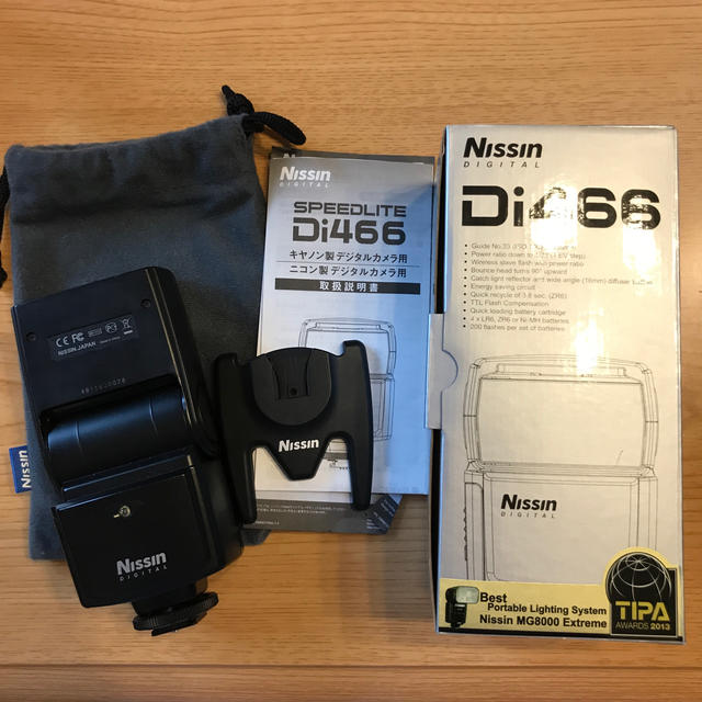 Nikon(ニコン)のストロボ Nikon用 Nissn スマホ/家電/カメラのカメラ(ストロボ/照明)の商品写真