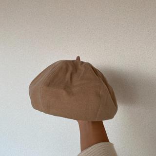 ムジルシリョウヒン(MUJI (無印良品))のmumokuteki ベレー帽(ハンチング/ベレー帽)