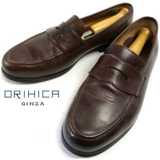 オリヒカ(ORIHICA)のORIHICA オリヒカ コイン(ペニー)ローファー 26.5cm相当(メンズ)(スリッポン/モカシン)