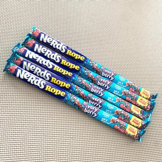 Nestle - ロープキャンディー nerds rope ナーズロープ ロープグミ ロープゼリー