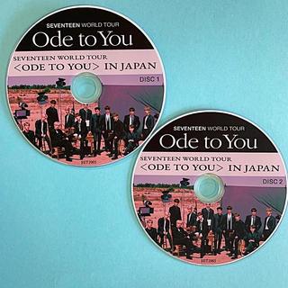 SEVENTEEN - SEVENTEEN💎✨画質良好✨Ode to You  IN 横浜