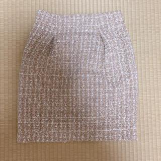 MIIA - ミーア  ツイードスカート