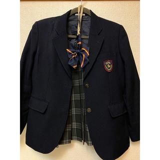 都立 高校 制服(ひざ丈スカート)
