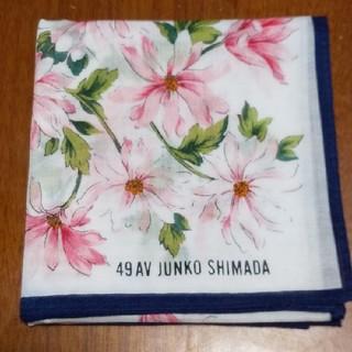 JUNKO SHIMADA - ハンカチ  JUNKOSHIMADA