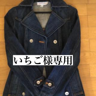 JILLSTUART - ジルスチュアート デニムコート