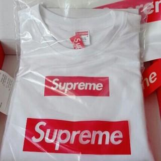 Supreme - supreme Box Logo L/S Tee シュプリーム ボックスロゴ