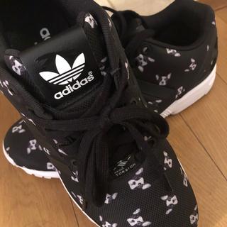 adidas - アディダス パグ柄 スニーカー