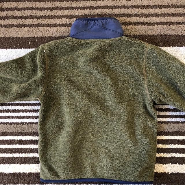 DENIM DUNGAREE(デニムダンガリー)のdenim dungaree  フリースジャケット 120 キッズ/ベビー/マタニティのキッズ服男の子用(90cm~)(ジャケット/上着)の商品写真