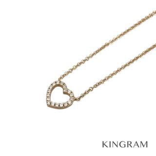 Tiffany & Co. - ティファニー メトロハート  ネックレス