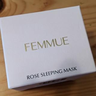コスメキッチン(Cosme Kitchen)のFEMMUEのスリーピングマスク(パック/フェイスマスク)