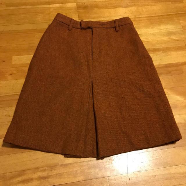 pour la frime(プーラフリーム)のpour la grime膝丈スカート レディースのスカート(ひざ丈スカート)の商品写真