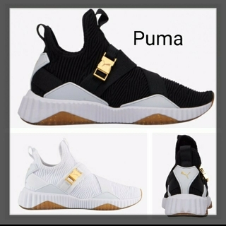 プーマ(PUMA)のPUMA Defy Mid Varsity(スニーカー)