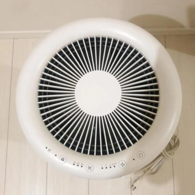BALMUDA(バルミューダ)の無印良品 空気清浄機 バルミューダ スマホ/家電/カメラの生活家電(空気清浄器)の商品写真
