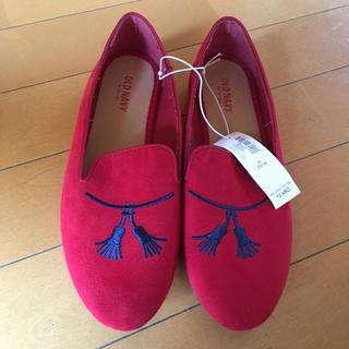 オールドネイビー(Old Navy)のOLD NAVY 靴(スリッポン/モカシン)