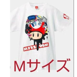 ニンテンドウ(任天堂)の新品未開封スプラトゥーン2 フェスTシャツMサイズ (Tシャツ/カットソー(半袖/袖なし))