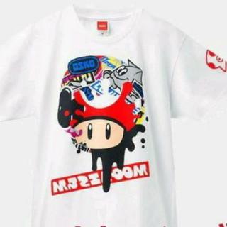 ニンテンドウ(任天堂)の新品未開封スプラトゥーン2 フェスTシャツ Lサイズ (Tシャツ/カットソー(半袖/袖なし))