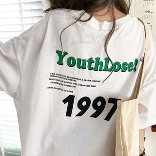 dholic - ロゴTシャツ ホワイト