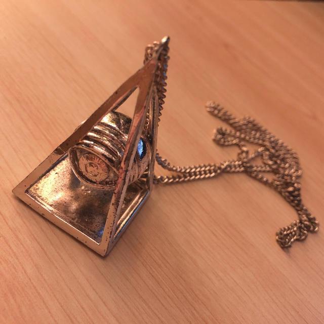 まふまふ ピラミッドネックレス レディースのアクセサリー(ネックレス)の商品写真