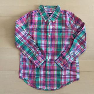 ラルフローレン(Ralph Lauren)の130cm ラルフローレン薄手シャツ(Tシャツ/カットソー)