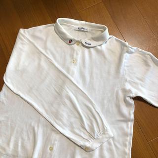 familiar - ファミリア★白いブラウス★サイズ150センチ