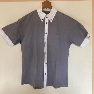 バーバリーブラックレーベル(BURBERRY BLACK LABEL)のバーバリー ブラックレーベル サイズ3 半袖シャツ (シャツ)
