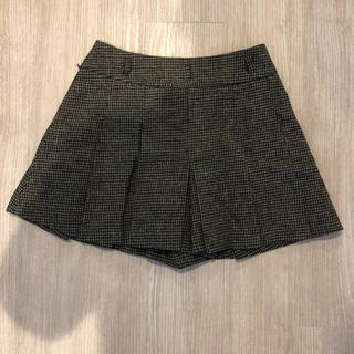 セシルマクビー(CECIL McBEE)のCECIL McBEE セシルマクビー プリーツ キュロット ミニスカート(キュロット)