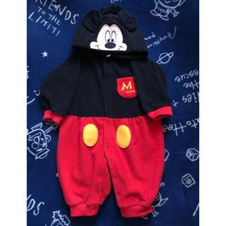 Disney - ディズニー ミッキー ロンパース  80