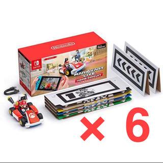 任天堂 - マリオカート ライブ ホームサーキット マリオセット×6個 新品